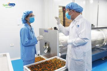 Dây chuyền sản xuất viên nang mềm – Dây chuyền sản xuất trọng điểm của Syntech